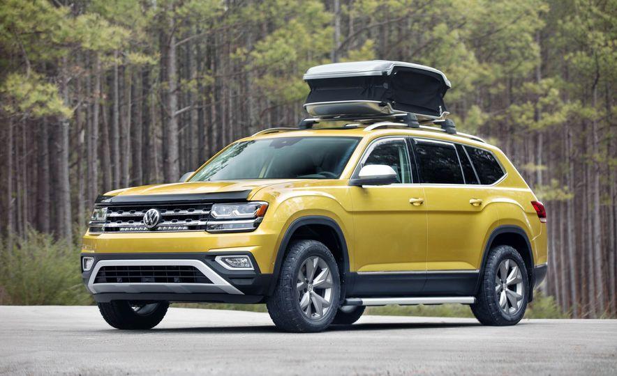 2018 Volkswagen Atlas Weekend Edition - Slide 9