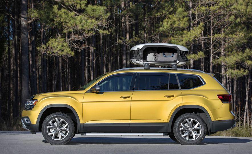 2018 Volkswagen Atlas Weekend Edition - Slide 10