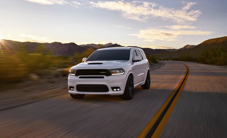 2018 Dodge Durango SRT - Slide 1