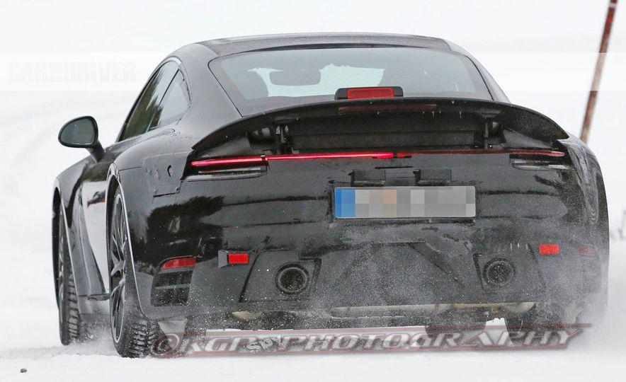 2020 Porsche 911 (spy photo) - Slide 10