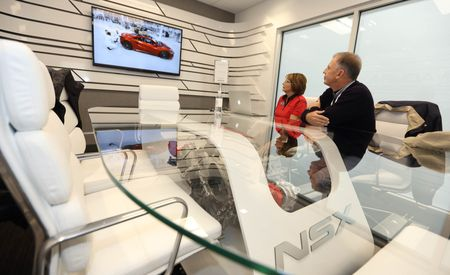 "Acura NSX Buyers Can Get ""Insider Experience"" at Central Ohio Factory and Test Track"