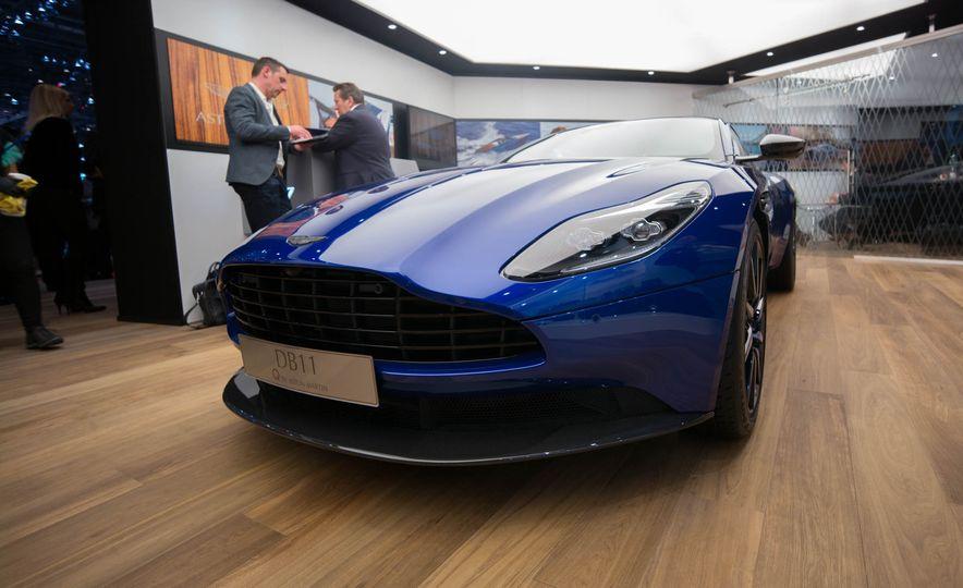 Aston Martin DB11 Q concept - Slide 1