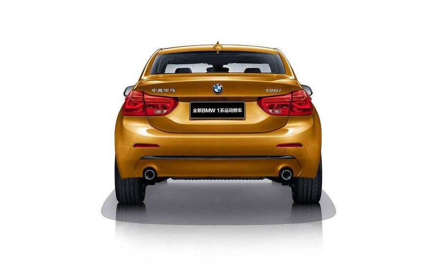 BMW 125i (Chinese-spec) - Slide 4