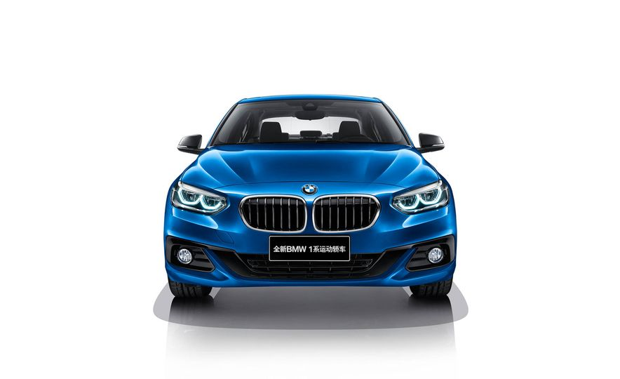 BMW 125i (Chinese-spec) - Slide 5