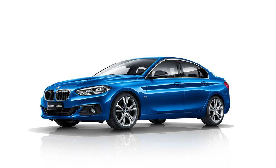 BMW 125i (Chinese-spec) - Slide 6
