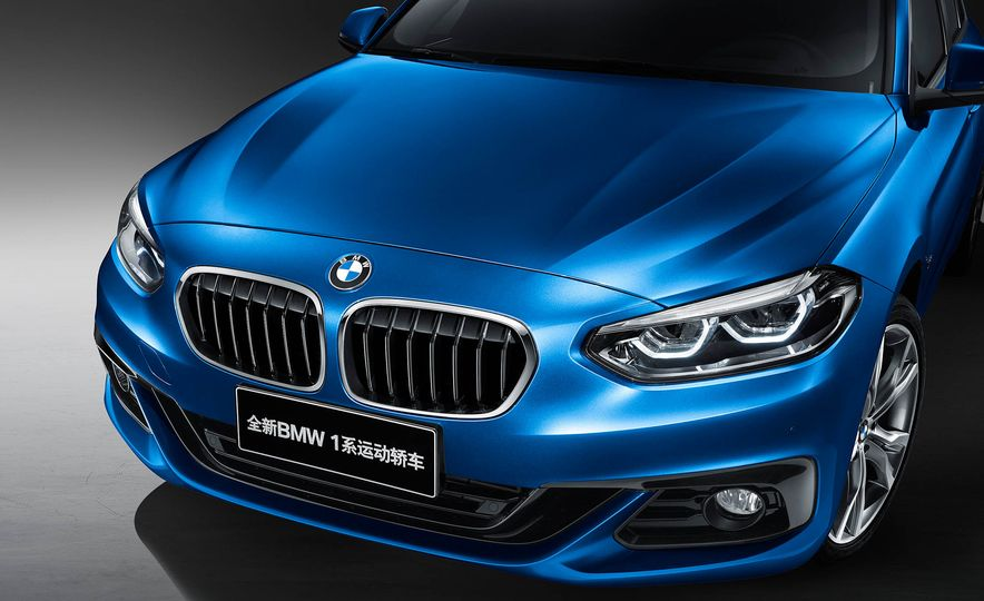 BMW 125i (Chinese-spec) - Slide 9