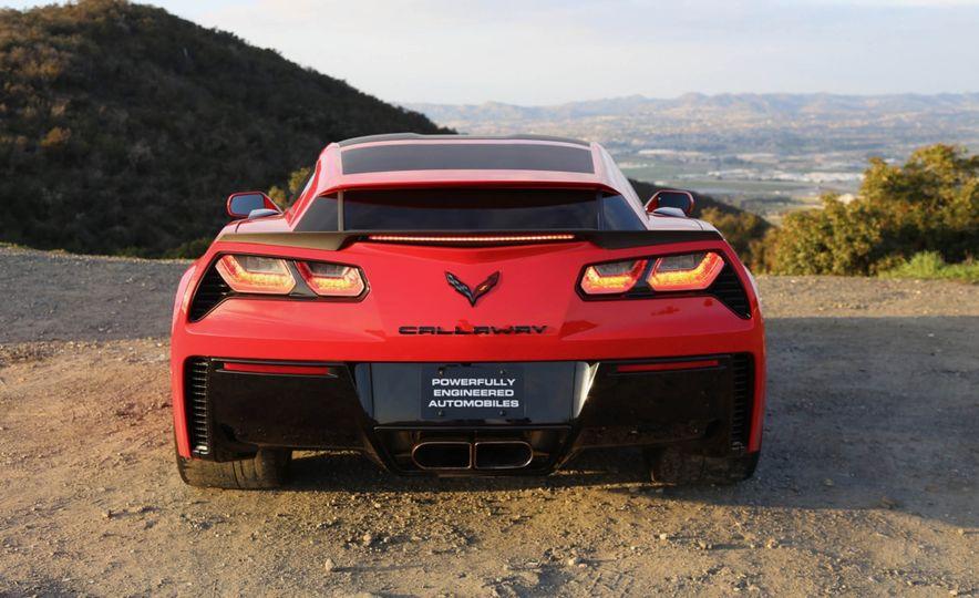 Callaway Chevrolet Corvette AeroWagen prototype - Slide 18