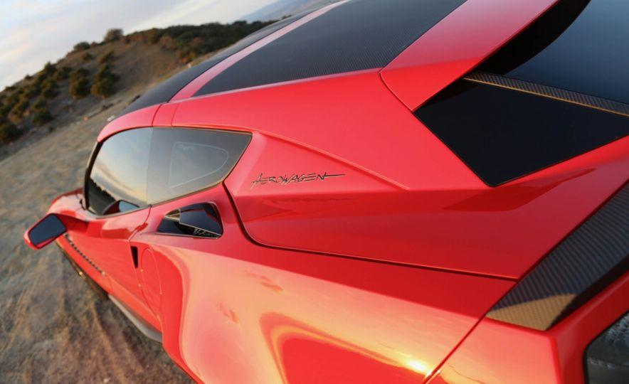 Callaway Chevrolet Corvette AeroWagen prototype - Slide 20