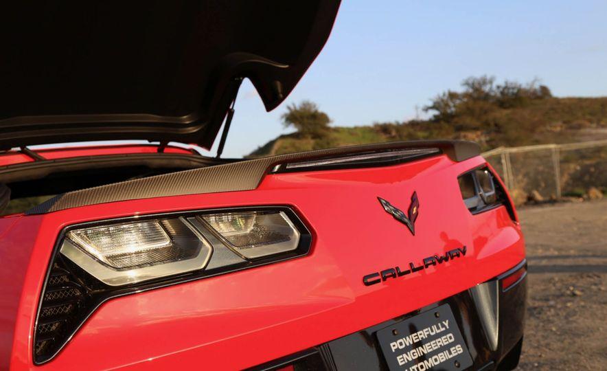 Callaway Chevrolet Corvette AeroWagen prototype - Slide 26