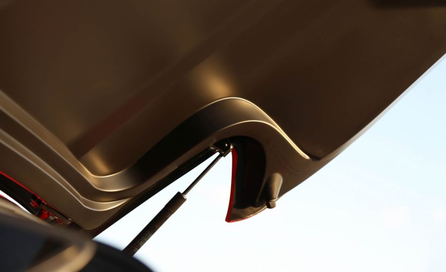 Callaway Chevrolet Corvette AeroWagen prototype - Slide 28