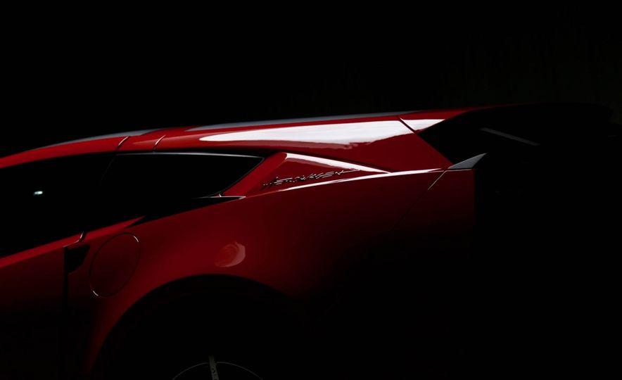 Callaway Chevrolet Corvette AeroWagen prototype - Slide 29