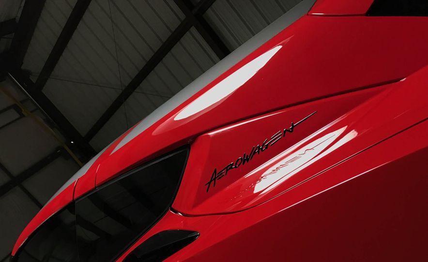 Callaway Chevrolet Corvette AeroWagen prototype - Slide 30