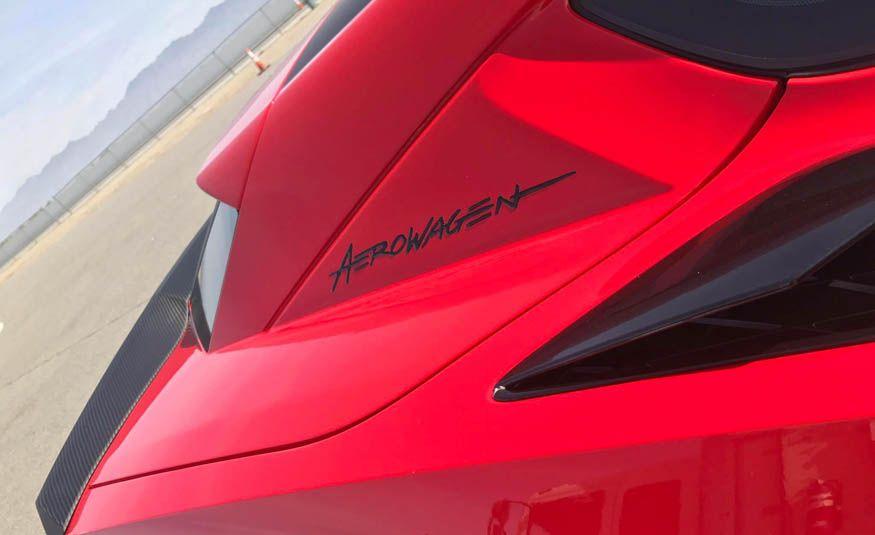 Callaway Chevrolet Corvette AeroWagen prototype - Slide 7