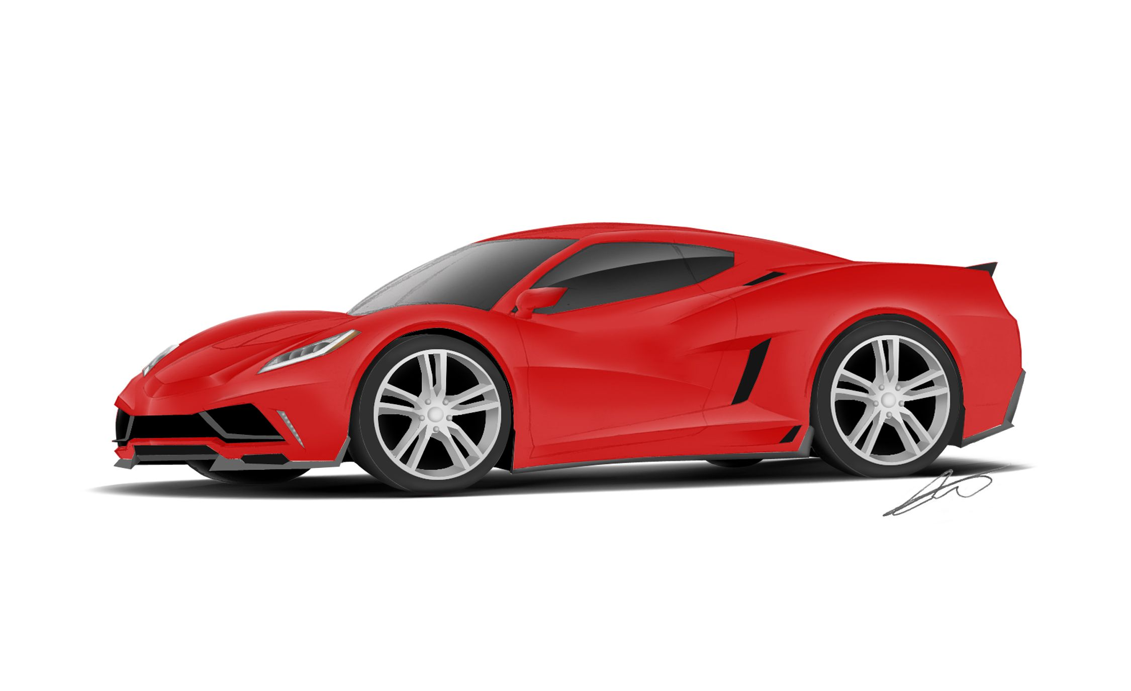 These 10 Cars Led to the C8 Mid-Engined Chevrolet Corvette