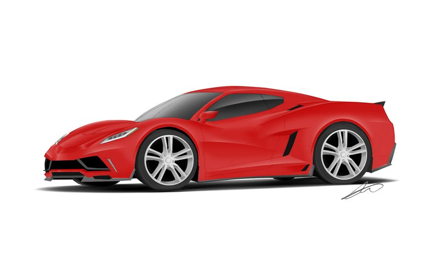 These 10 Cars Led to the C8 Mid-Engine Chevrolet Corvette - Slide 11