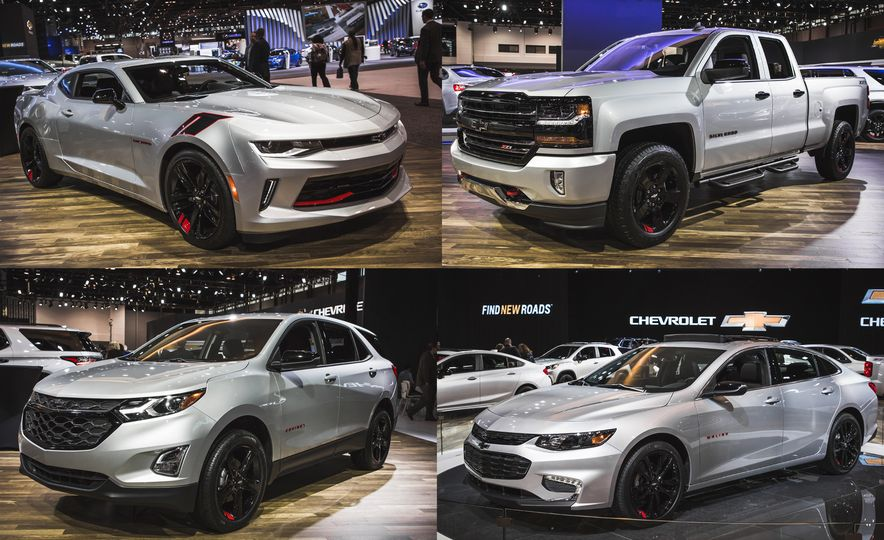 The 2017 Chicago Auto Show Is All about the Trim Levels and Special Editions - Slide 2