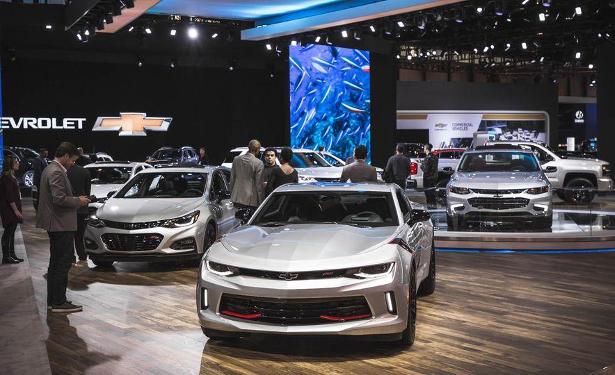Chevrolet Redline Editions - Slide 1