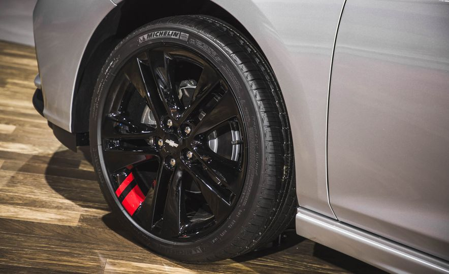 Chevrolet Redline Editions - Slide 5