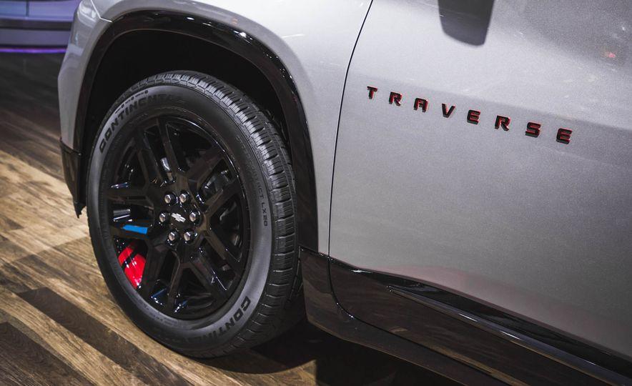 Chevrolet Redline Editions - Slide 30