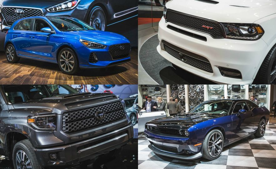Chi-Town Hustle: The 2017 Chicago Auto Show Debuts That Matter - Slide 1