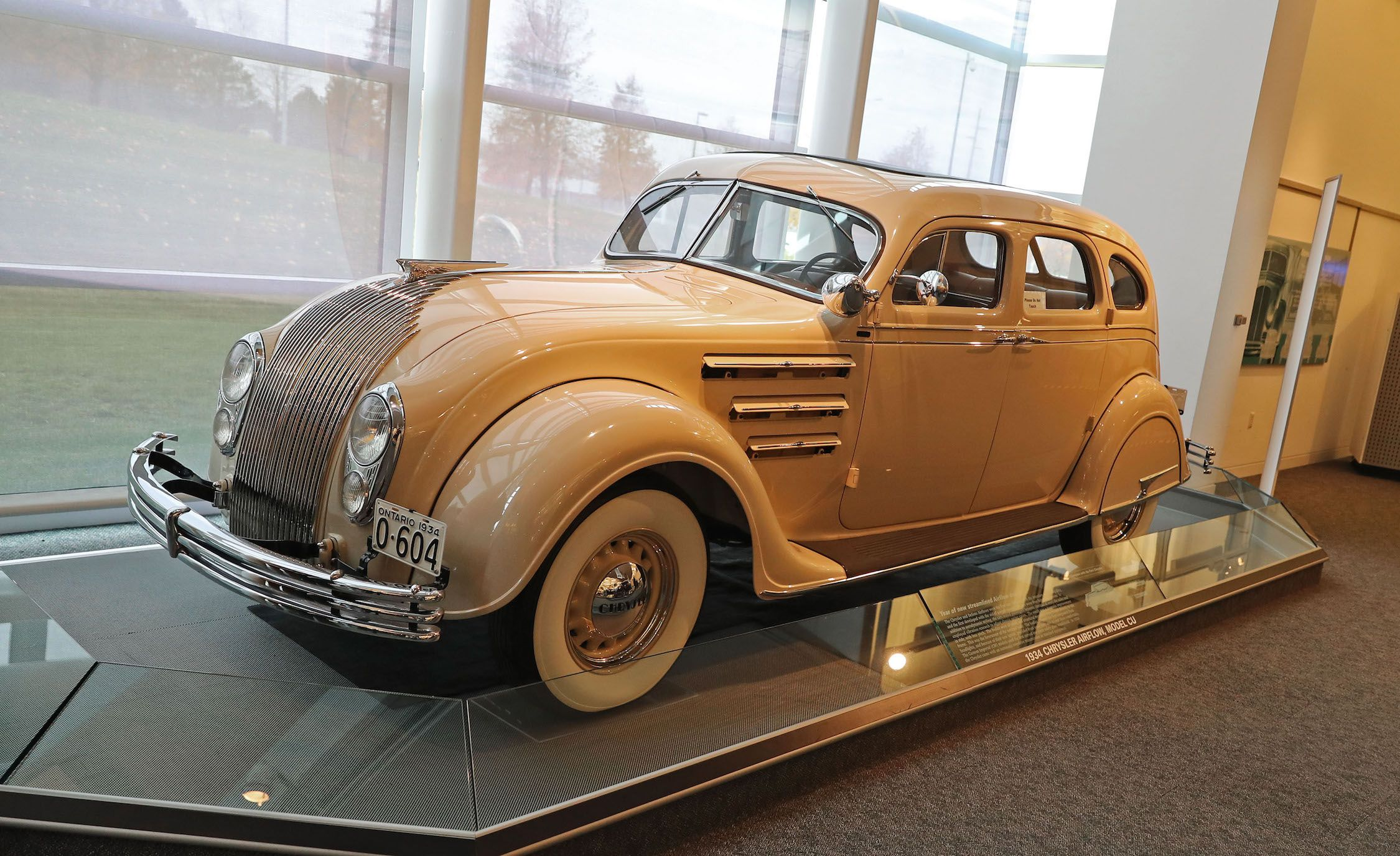 The Chrysler Museum In Pictures Gone But Not Forgotten 1950 To 1955 Plymouth Cars