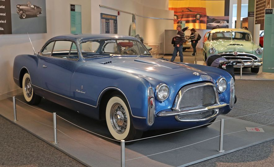The Chrysler Museum in Pictures: Gone But Not Forgotten - Slide 8
