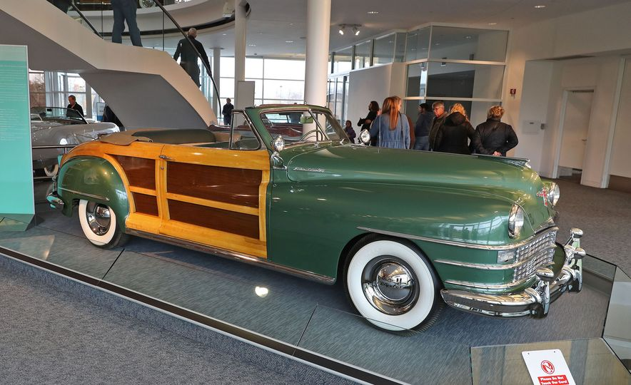 The Chrysler Museum in Pictures: Gone But Not Forgotten - Slide 7