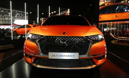 French-Bred DS7 Crossback May Seek a Slice of the U.S. Market