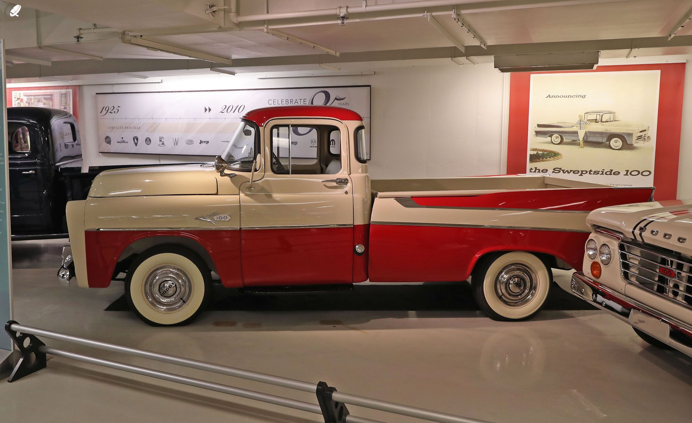 The Chrysler Museum In Pictures Gone But Not Forgotten 1950s Cars