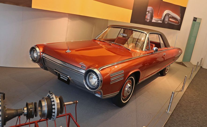 The Chrysler Museum in Pictures: Gone But Not Forgotten - Slide 13