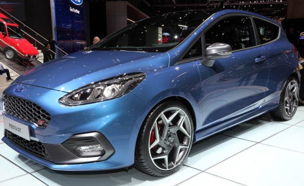 Ford Fiesta ST Reviews