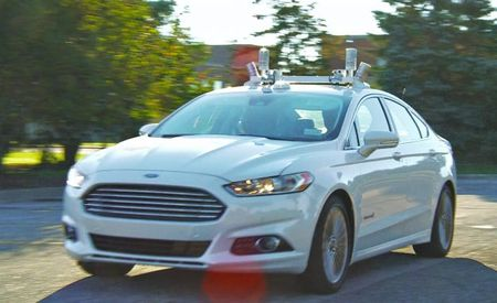 Ford Makes $1 Billion Investment in Artificial-Intelligence Startup to Aid Autonomous Effort