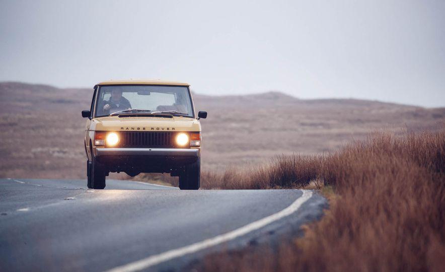 Land Rover Range Rover Classic Reborn - Slide 1