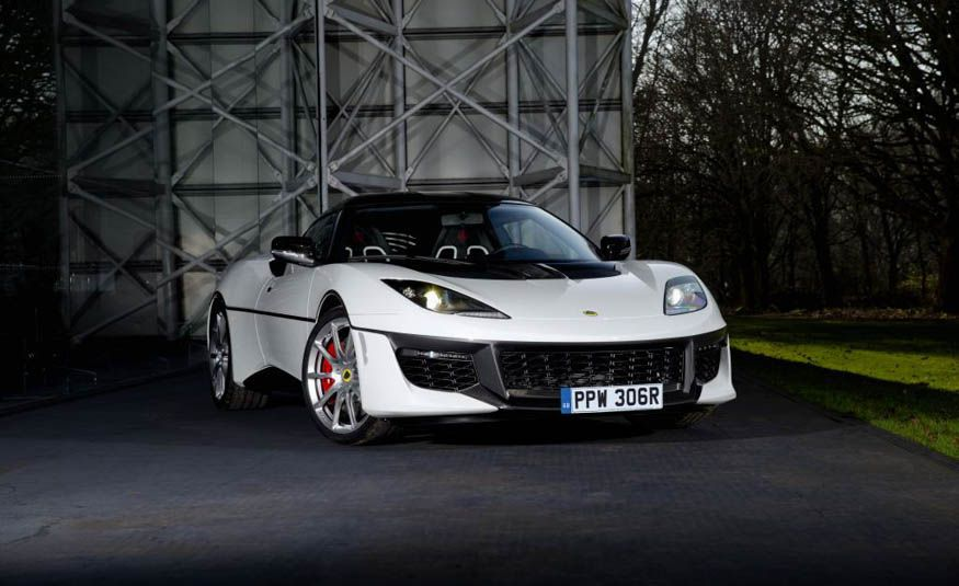 2017 Lotus Evora Sport 410 - Slide 2