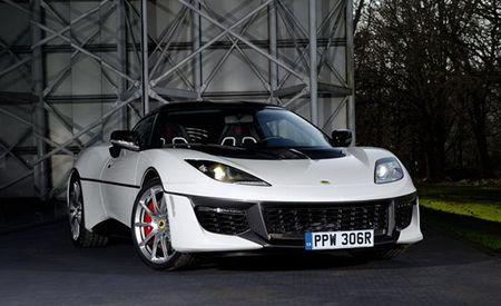 Esprit de Car: This Lotus Evora Sport 410 Nods to Iconic James Bond Esprit