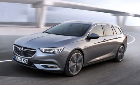 Tail Happy: This Opel Is the Buick Regal Wagon We Can't Wait to See Here