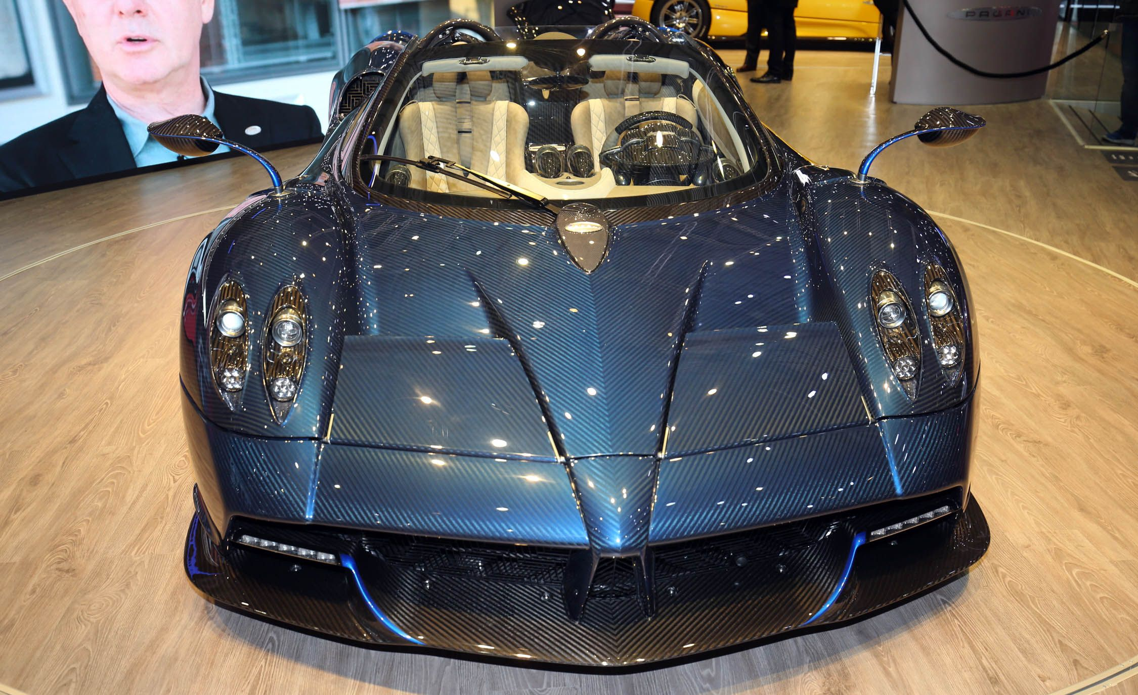 Pagani Huayra Reviews | Pagani Huayra Price, Photos, And Specs | Car And  Driver