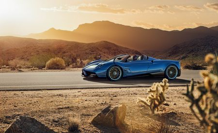 Pagani Huayra Roadster: A Born-Again Topless Supercar – Official Photos and Info