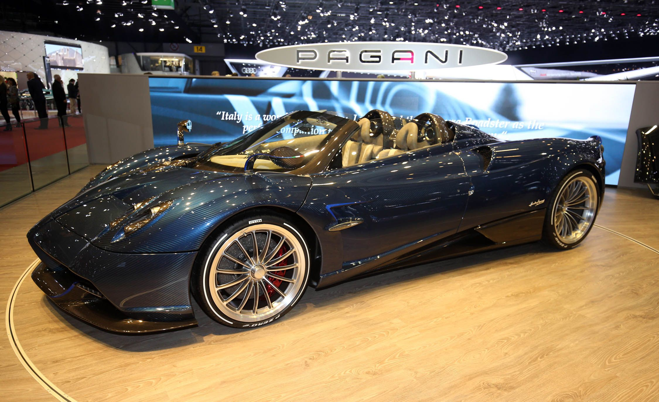 2018 Pagani Huayra Reviews Pagani Huayra Price Photos And Specs