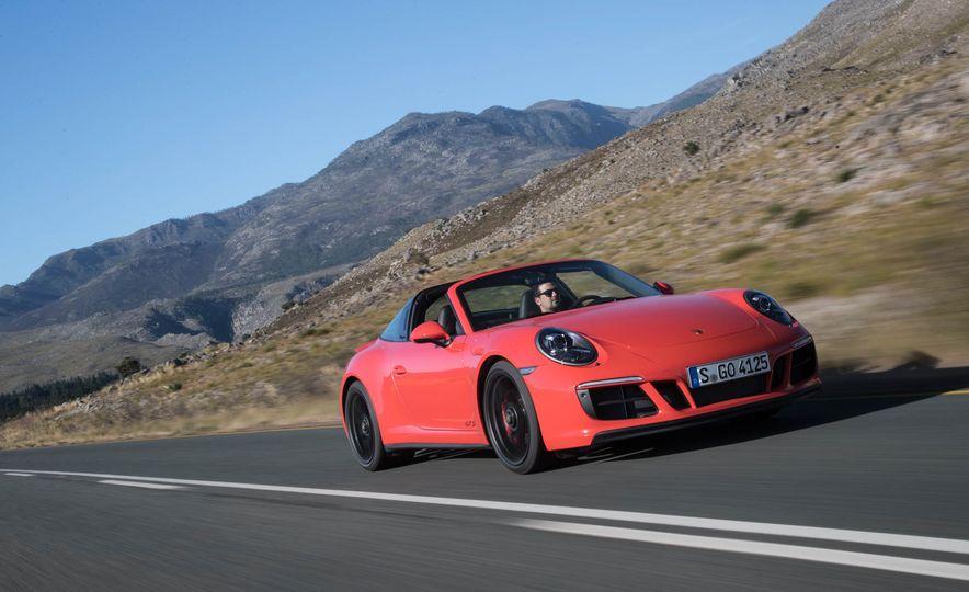 2017 Porsche 911 Targa 4 GTS - Slide 2