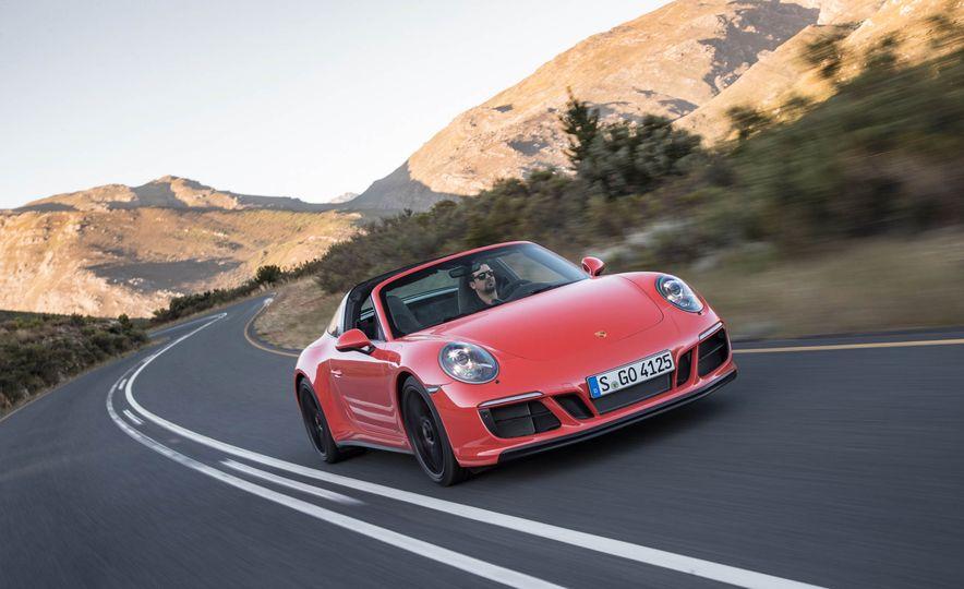 2017 Porsche 911 Targa 4 GTS - Slide 3