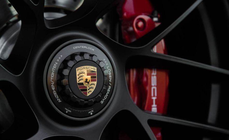 Development of a Porsche 911 Plug-In Hybrid Is Truly Dead - Slide 27