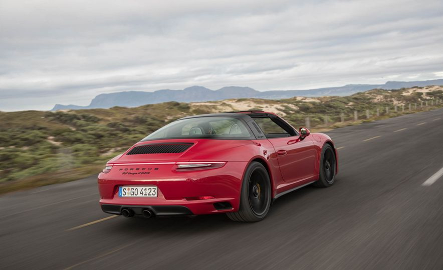 Development of a Porsche 911 Plug-In Hybrid Is Truly Dead - Slide 23
