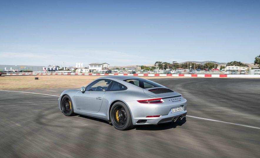 2017 Porsche 911 Targa 4 GTS - Slide 46