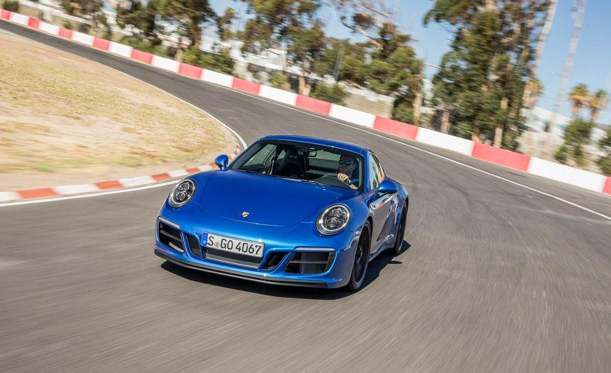 2017 Porsche 911 Targa 4 GTS - Slide 63