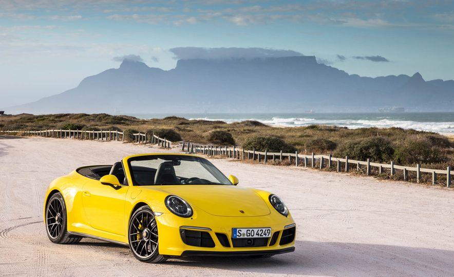 2017 Porsche 911 Targa 4 GTS - Slide 98