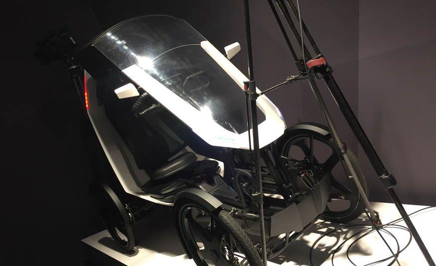 Schaeffler Bio-hybrid prototype - Slide 6