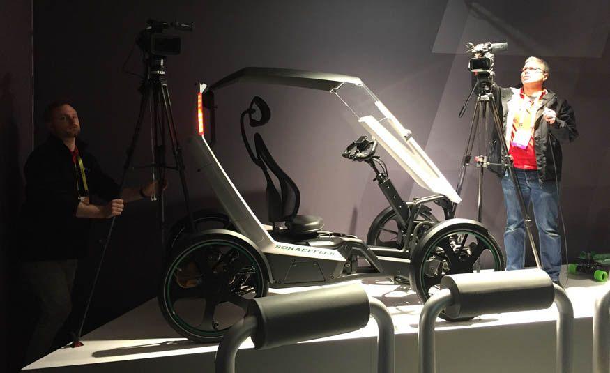 Schaeffler Bio-hybrid prototype - Slide 8