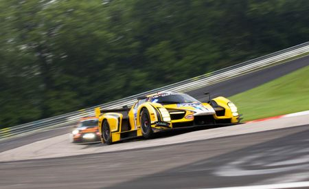 The Roadgoing SCG 003S Will Lap the 'Ring in 6:30, Says Its Maker
