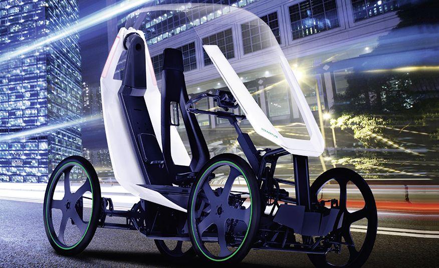 Schaeffler Bio-hybrid prototype - Slide 3